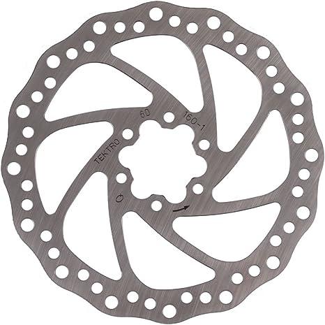 Tektro disco de freno 160mm 6 agujeros