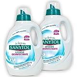 Sanytol Grand Air Lessive Désinfectante 1,650 L - Lot de 2