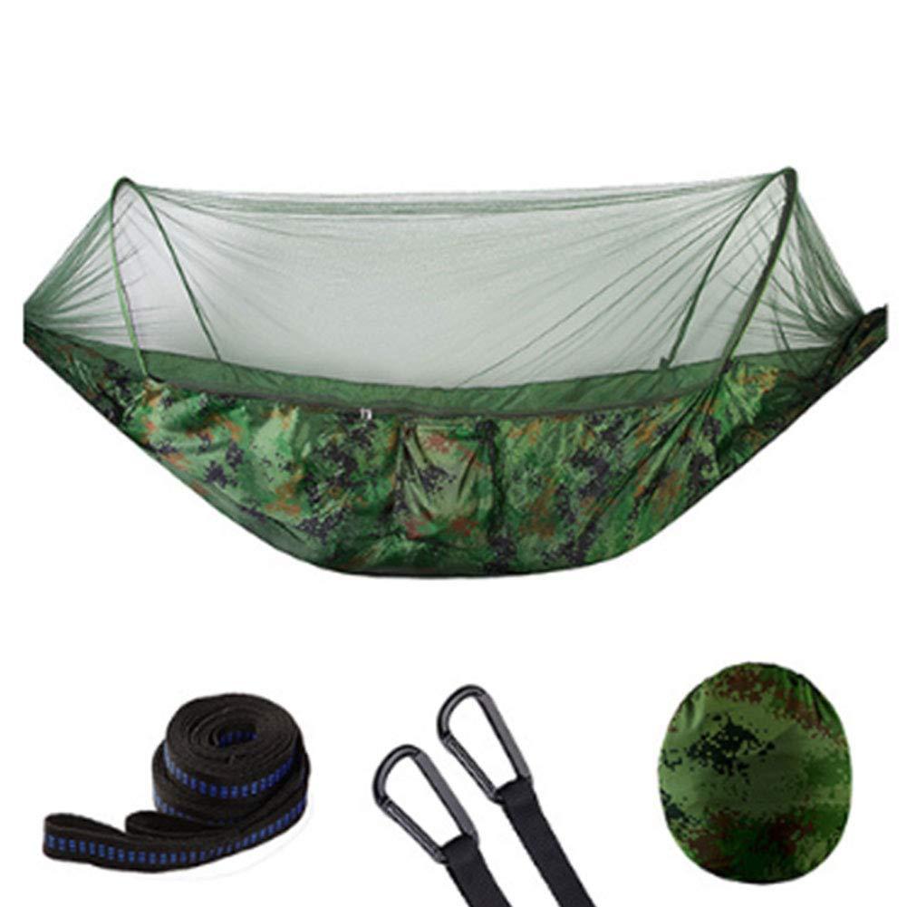 mochilero Camping 440 Libras para Acampar Senderismo antimosquitos KILLIANS Store Hamaca de Viaje para Exteriores