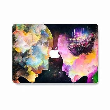 AQYLQ Funda Dura MacBook Pro 13 Pulgadas (Unidad de CD) A1278, Acabado Mate Ultra Delgado Carcasa Rígida Protector de Plástico Cubierta, CY2 Hombre y ...