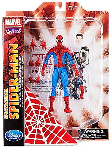 Marvel Marvel Select Spectacular Spider-Man 7