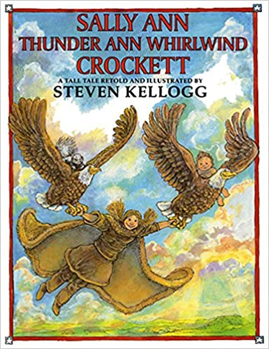 Image result for sally ann thunder ann whirlwind crockett