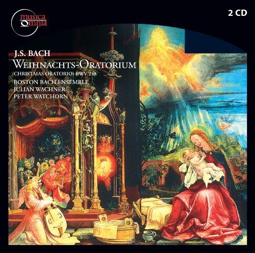Price comparison product image J.S. Bach: Christmas Oratorio, BWV 248