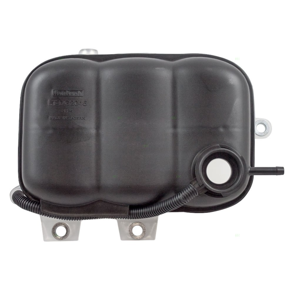 Coolant Overflow Recovery Tank Bottle Expansion Reservoir Replacement for Dodge Pickup Truck 3.7L 4.7L 5.7L 5072602AB