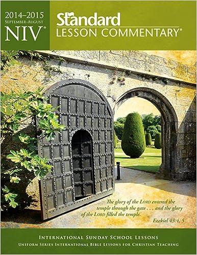 Niv Standard Lesson Commentary 2014 2015 Standard Publishing
