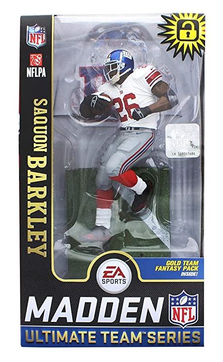 6829f32c159 Image Unavailable. Image not available for. Color  McFarlane Toys EA Sports  Madden NFL 19 Ultimate Team ...