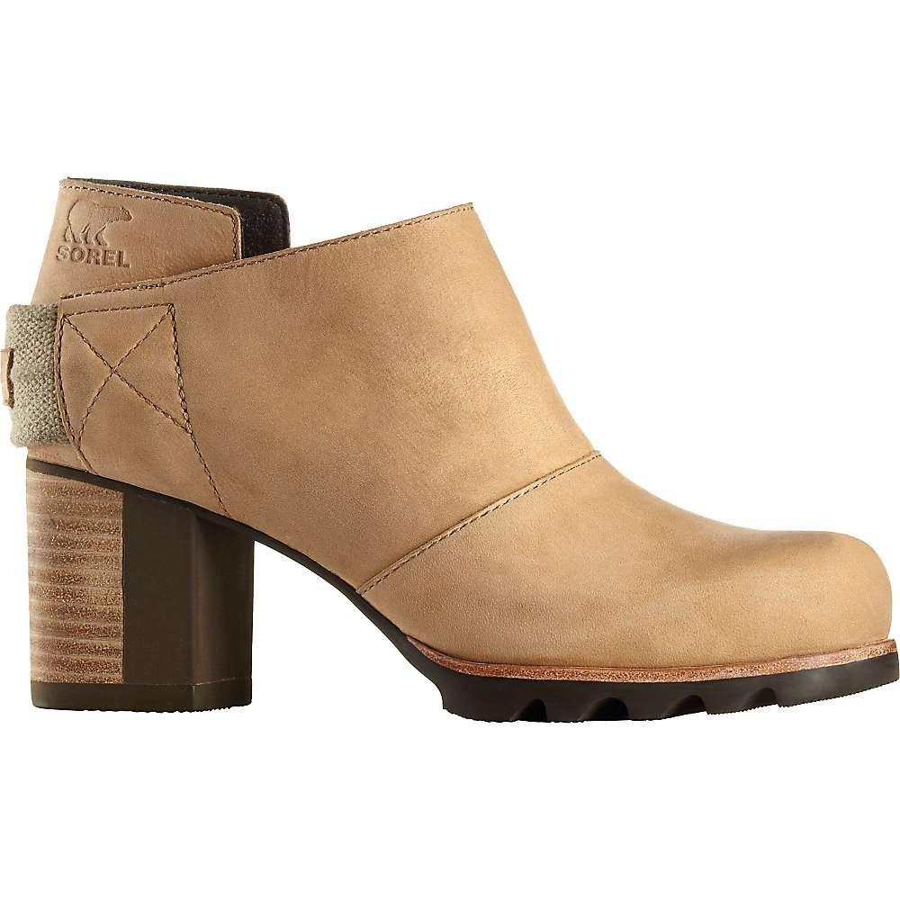 Sorel Addington Strap Boot - Women's Crouton / Cordovan 9