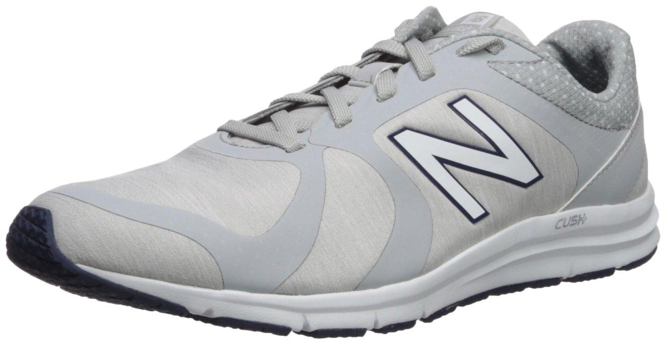 New Balance Women's 635v2 Cushioning Running Shoe B0751SMJ36 10 B(M) US|Silver Mink