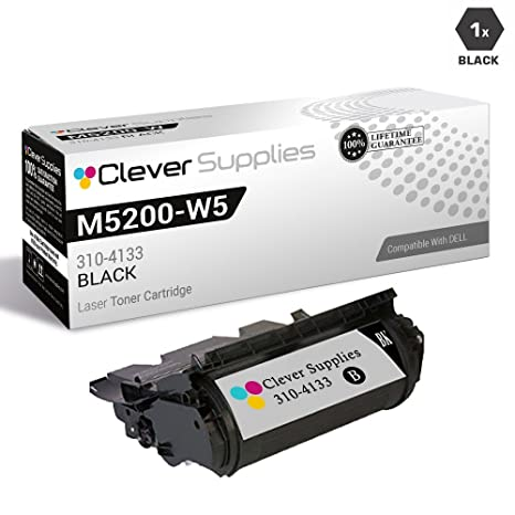 Amazon.com: CS compatible para Dell M5200 (310 – 4133) láser ...
