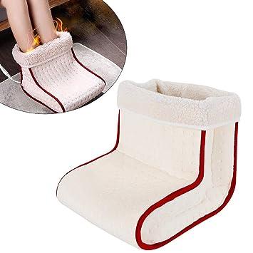 Amazon.com: Cojín eléctrico para calentar los pies, zapatos ...