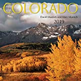 2019 Colorado Wall Calendar