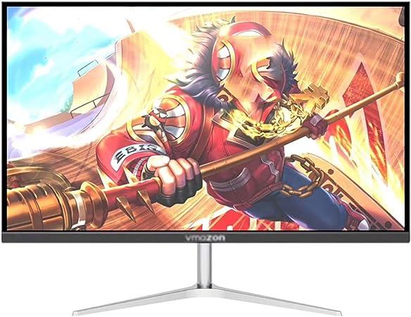 Monitor Pantalla de 27 Pulgadas con Ultra-Estrecho Bisel, 2500 curvatura HD Pantalla Curva, Pantalla LCD de Ordenador, Pantalla de ángulo de 1080p Full HD visión de 178 ° (Color : A): Amazon.es: Hogar