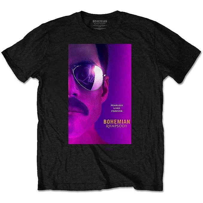 minorista online que buen look compra genuina Tee Shack Queen Freddie Mercury Face Bohemian Rhapsody ...