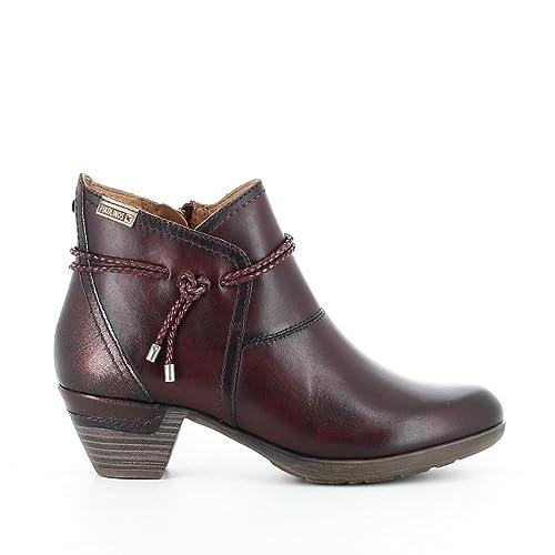 b9d777f2ec8 Pikolinos Rotterdam 902-8775 Garnet Women s Shoes Red  Amazon.ca  Shoes    Handbags