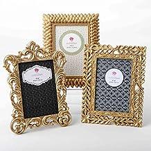 antique picture frames. Gold Vintage Baroque Ornate Antique Picture Frames ~ Set Of 3 For 4  X 6 Antique Picture Frames