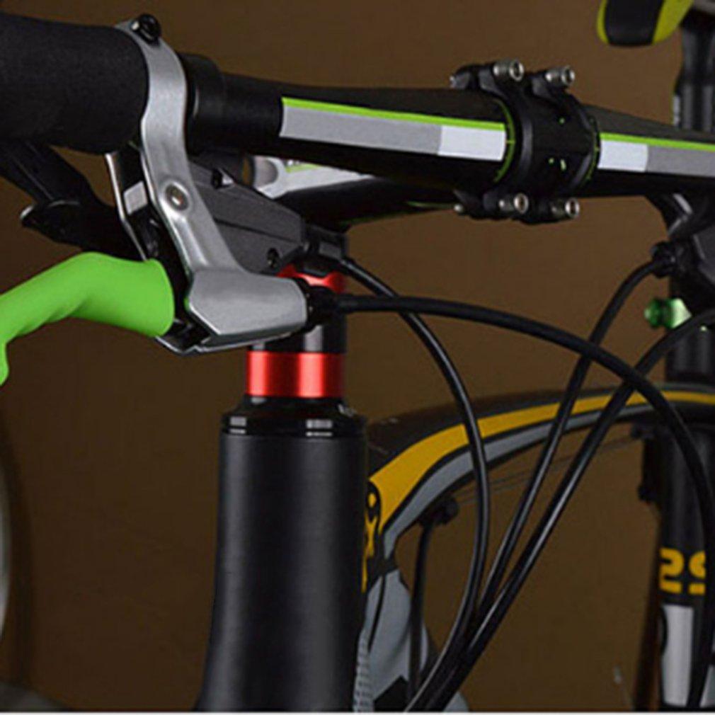 blanc Jixing antid/érapant et confortable Poign/ée de frein Silicone Sleeve Montagne V/élo de route Universal Type Levier de frein Coque de protection