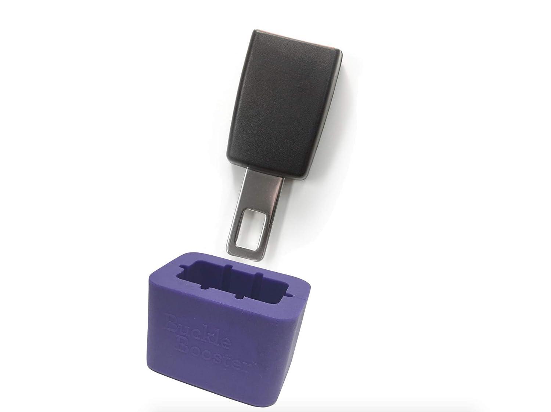 Longer Belt = Hassle Free Buckling Type A BPA-Free Buckle Booster /& E-Mark Certified 3 Car Seat Belt Extender Vertical Receptacle - Extends Seatbelt /& Raises Buckle for Easy Reach