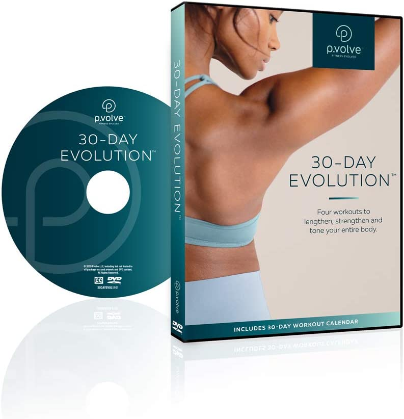 30-Day Evolution Workout Video DVD + Digital Copy