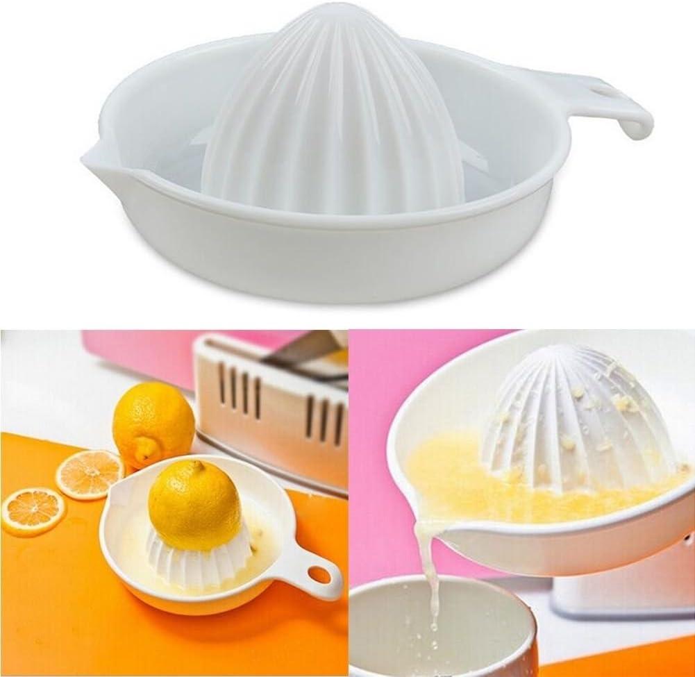 1PC Orange Hand Press Pro Manual Citrus Fruit Lemon Juicer Juice Squeezer