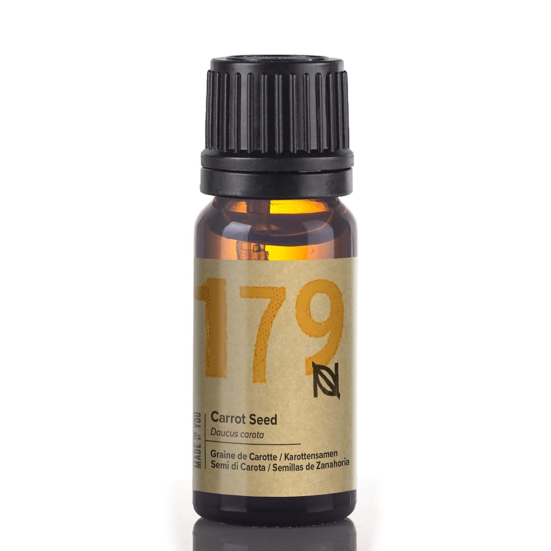 Naissance Aceite Esencial de Semillas de Zanahoria 10ml - 100% puro, vegano y no OGM