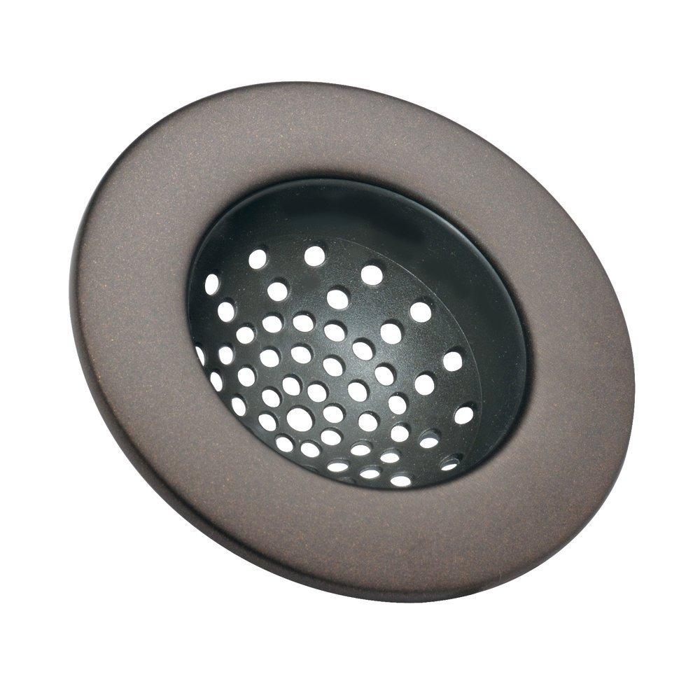 Amazon.com: InterDesign Axis Kitchen Sink Strainer, Bronze: Home U0026 Kitchen
