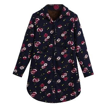 Logobeing Chaquetas de Mujer 2018-2019 Sudaderas Abrigo Mujer Parkas Suéter Sabana de Algodon con Estampado Popular Personalizado Outwear -BO50: Amazon.es: ...