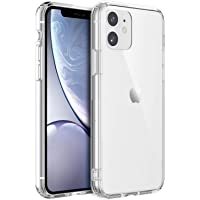 Shamo's Case for iPhone 11 Clear Shock Absorption with TPU Bumpers Anti-Scratch Cover