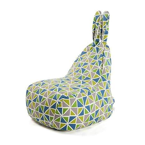 Groovy Amazon Com Yqq Bean Bags Bean Bag High Back Lounge Chair Machost Co Dining Chair Design Ideas Machostcouk