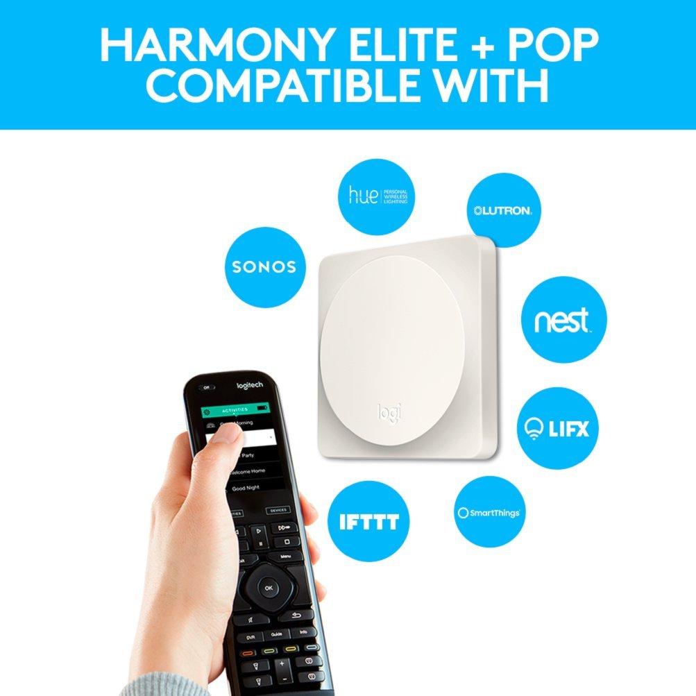 e8091ed870a Logitech Smart Home Bundle - Works with Amazon Alexa: Amazon.co.uk:  Electronics