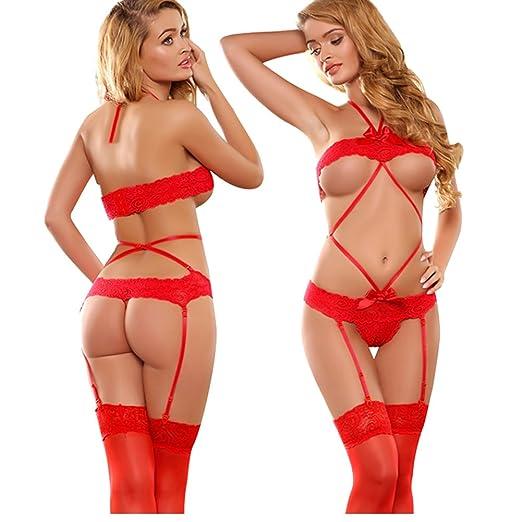 Sexy garter set