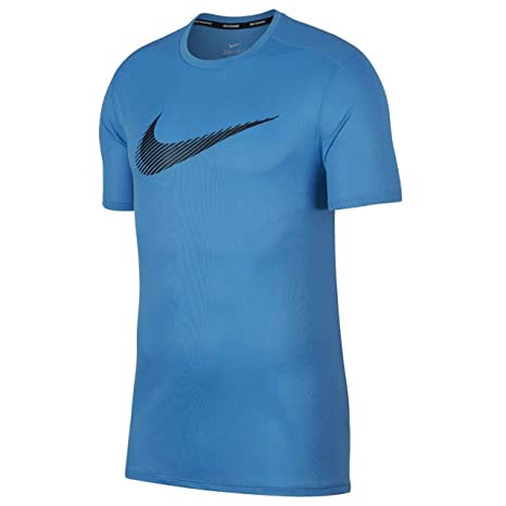 57fc712560ae Nike Men s Printed Regular fit T-Shirt (899503-482 Eqtrbl Obsidn X-Large