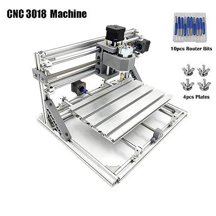 Diy Cnc Router Engraving Kit Working Area 30x18x4 5cm Diy Cnc