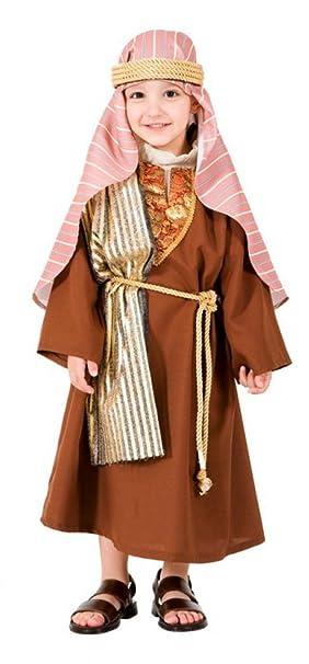 Amazon.com: Disfraz bíblico de San José, para niños y niñas ...