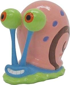 SpongeBob Squarepants' Gary the Snail - Large Resin Aquarium Ornament Penn Plax SBR22