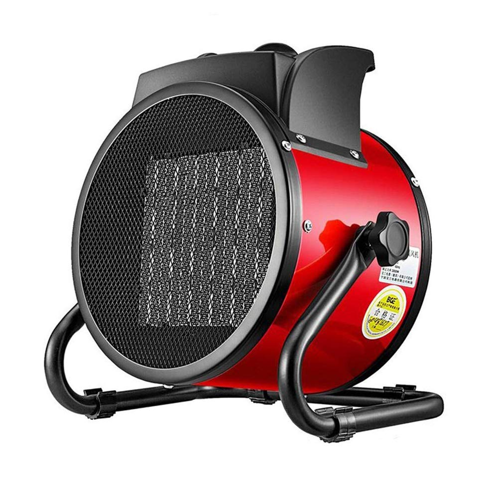 Acquisto MMJ Riscaldatore termostatico, Riscaldatore Industriale ad Alta Potenza Riscaldamento Elettrico a Risparmio energetico 3000W, elettrodomestico Prezzi offerte