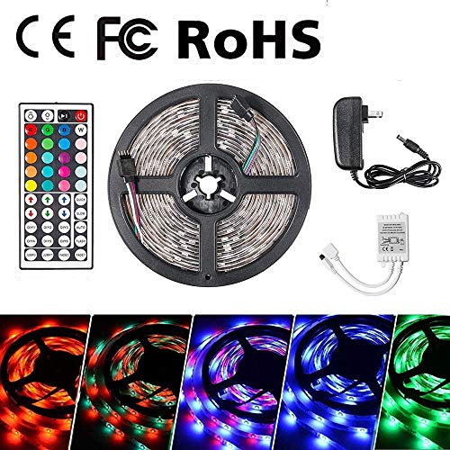 Flexible Led Light Strip Kit in US - 9