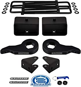 Supreme Suspensions - Full Lift Kit for Chevy Silverado 1500HD 2500HD 3500HD