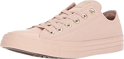e98624be53bd Converse Chuck Taylor All Star Mono Canvas Ox Women s Classic Shoes  Particle Beige Particle Beige