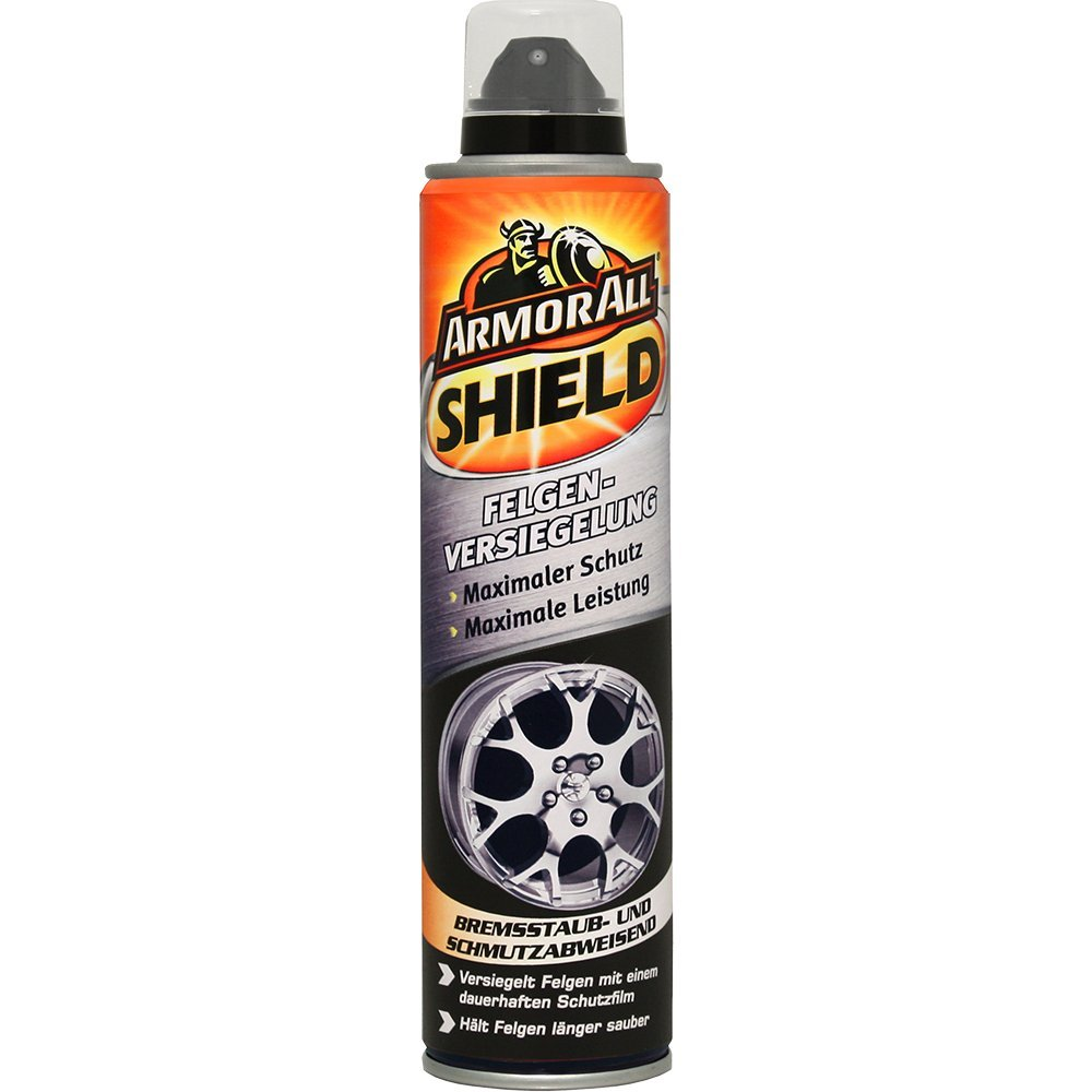 Armor All 16300l Shield Jante durit-protect-plus, 300  ml 300 ml ArmorAll