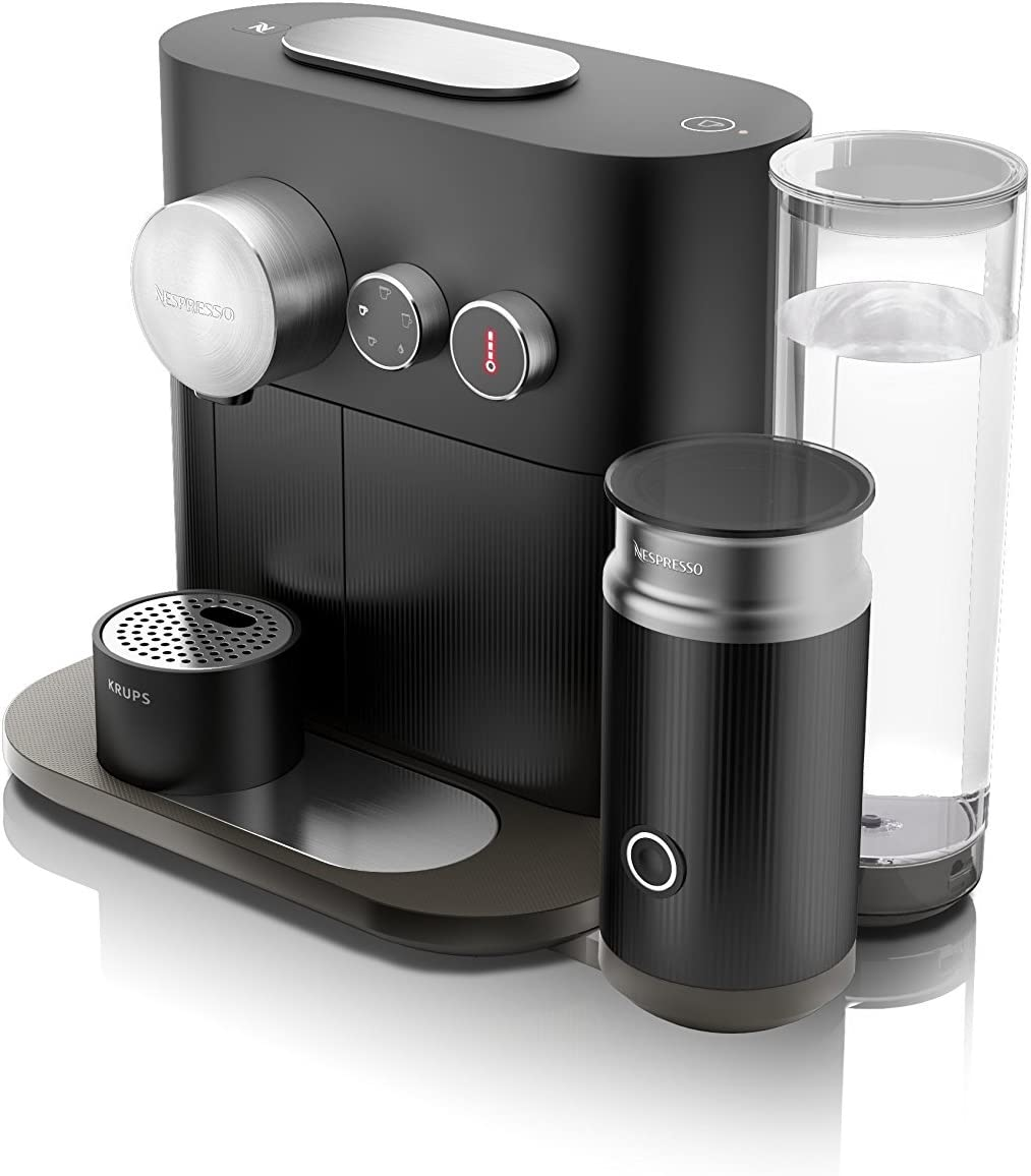 Nespresso Intenso Krups Expert & Milk XN6018 Cafetera de cápsulas ...