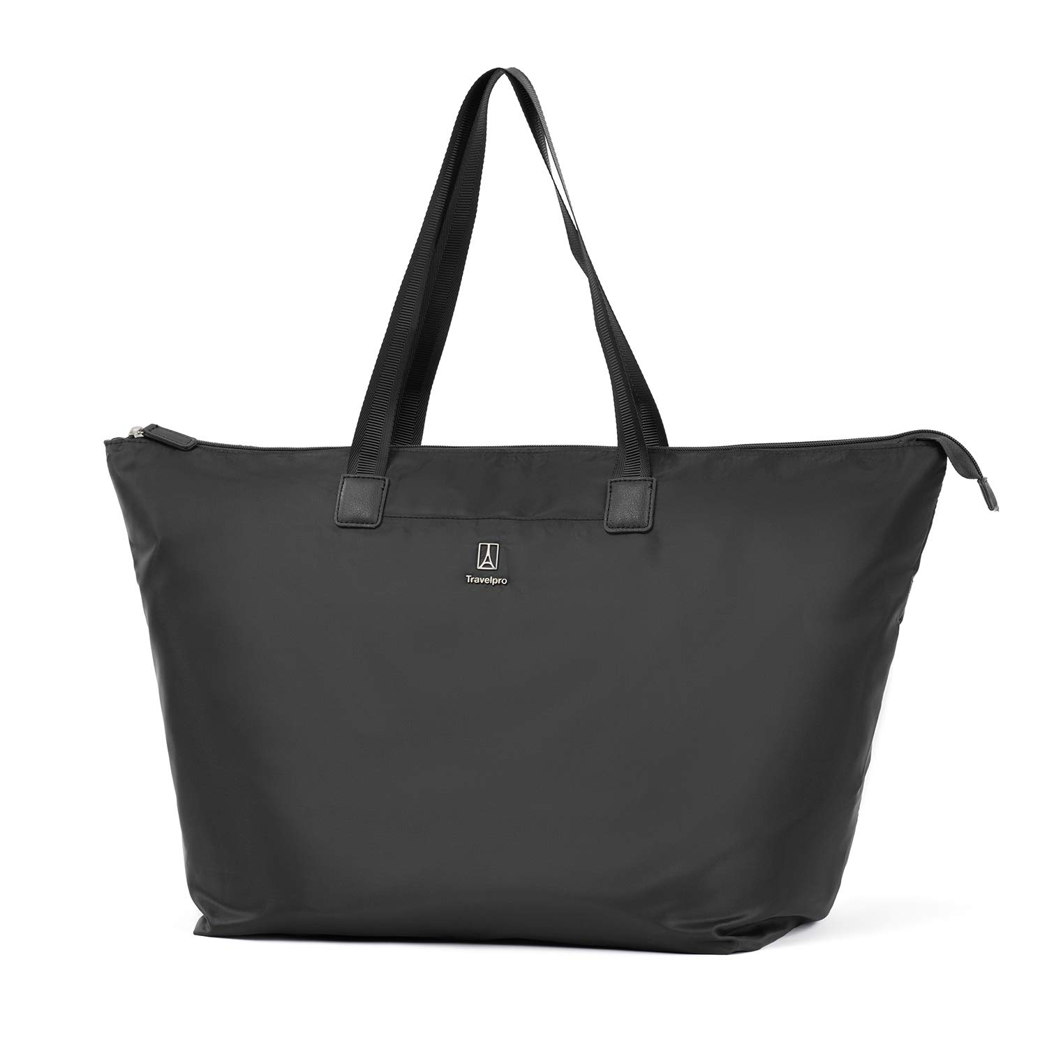 Travelpro Essentials Foldable Tote Travel, Black, One Size