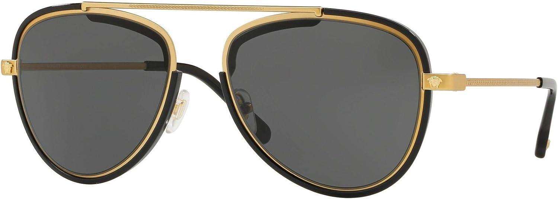 Sunglasses Versace VE 2193 142887 Tribute GoldBlack