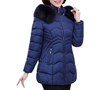 XueXian(TM) Femmes Veste en Duvet Doudoune Manteau d'hiver