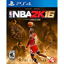 NBA 2K16 - Michael Jordan Edition - PlayStation 4