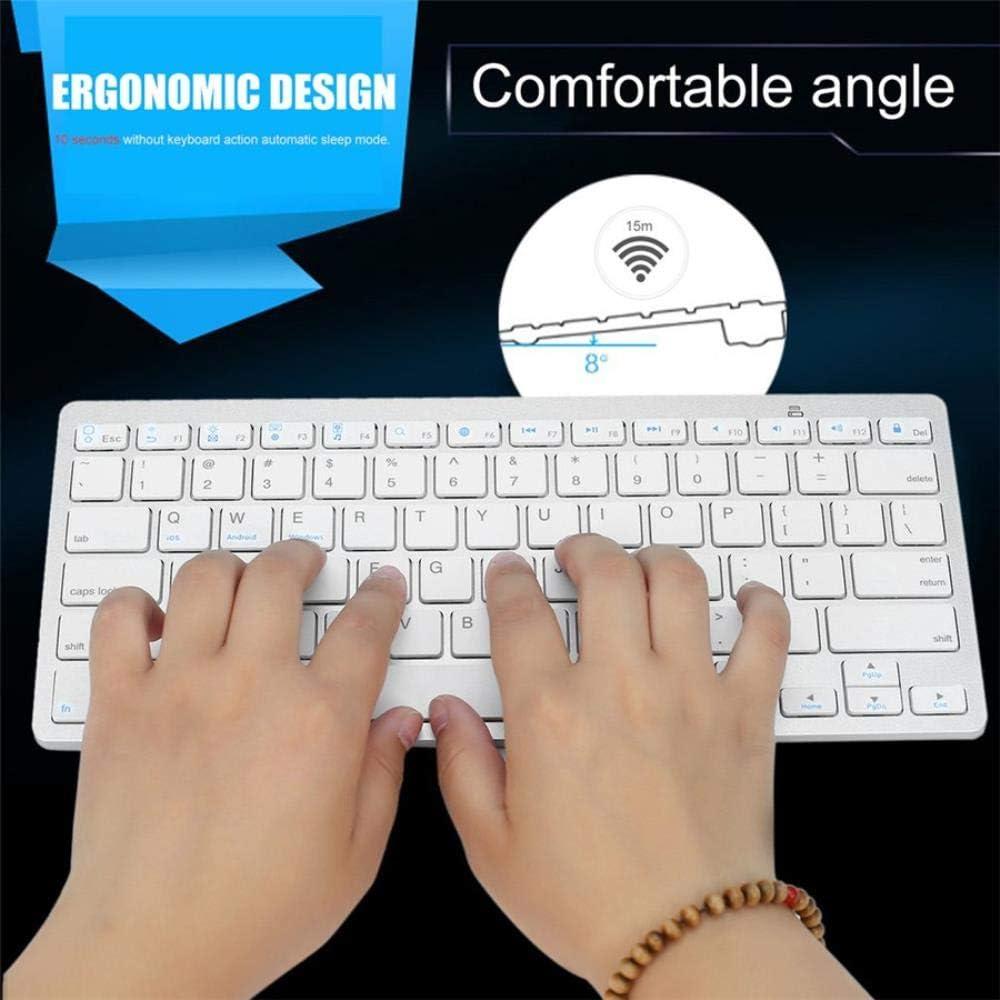 Clavier Bluetooth sans fil pour Air iPad Mini Mac Ordinateur PC MacBook Drop Shipping Chine