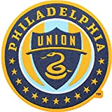 Philadelphia Union Soccer Team Crest Pro-Weave Jersey MLS Futbol Patch