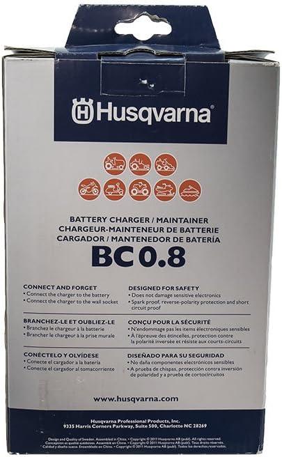 Amazon.com: Husqvarna - cargador / mantenedor de ...