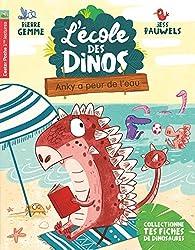 L'école des dinos, tome 2 : Anky a peur de l'eau par Jess Pauwels