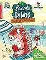 L'école des dinos, tome 2 : Anky a peur de l'eau par Pauwels