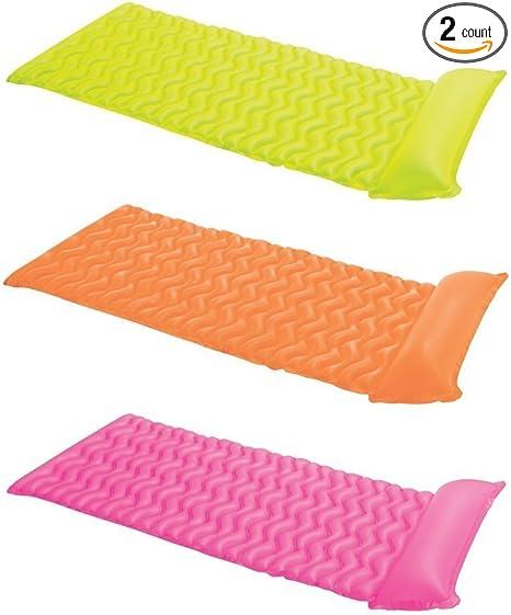 Amazon.com: Intex bolsa-n-float Wave Mat, 90